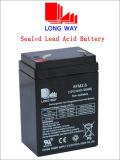 12V2.6ah Zure Batterij van het Lood van de Auto's van kinderen de Navulbare