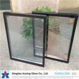 Baixo vidro isolado E para a parede de cortina de vidro