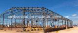 住んでいるか、または働き建物のためのプレハブの鋼鉄家