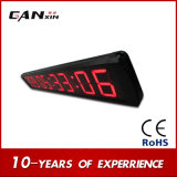 [Ganxin] 4インチの普及した世界の時間電子LEDデジタルタイマー