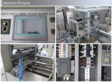 A Cheio-Auto infusão grande engarrafa a máquina de empacotamento de Skrink & o aferidor da luva