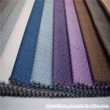 Tela al por mayor de la cortina del sofá del terciopelo de Polyerster del telar jacquar para la materia textil casera