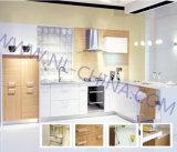 Armadio da cucina di legno della mobilia di stile domestico di Morden
