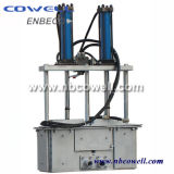 Changeur d'écran hydraulique net haute vitesse pour machine à extruder