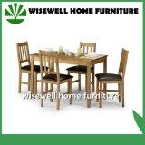 Muebles sólidos de comedor de madera de roble (W-DF-9026)