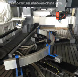 Centro fazendo à máquina de trituração do plástico do CNC com rigidez elevada (PHC-CNC6000)