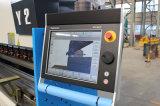 Máquina de dobra de dobramento do metal de folha