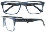 Form-handgemachte Azetat-optische Rahmen Eyewear betriebsbereite Waren-Brillen