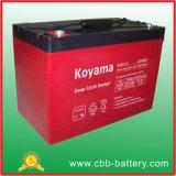 12V 85ahのRV (RV車)のための深いサイクルAGM電池