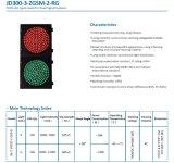 Ampeln des Straßen-Verkehrs-Systems-300mm LED für Fahrstraße