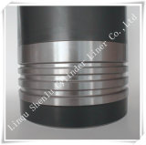 Рабочая втулка цилиндра запасных частей двигателя используемая для гусеницы D339/D342c/D342t/D364/D375/D375D/D386/D13000/8n5676