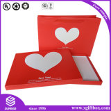 Kraft 종이 A4 크기 종이상자 Foldable 포장 선물 상자