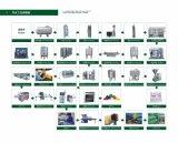 Lopende band van de Frisdranken van de nieuwe Technologie verkoopt de volledig-Automatische Voor