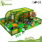 Preços internos práticos plásticos populares do equipamento do campo de jogos para a venda
