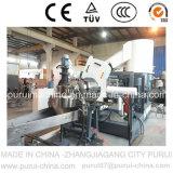 Machine de granulation de recyclage de film LDPE en plastique à déchets