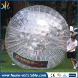 販売のための高品質TPU膨脹可能なZorbの球、膨脹可能な気が狂った球