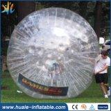 Bola inflable para la venta, bola Loopy inflable de la alta calidad TPU Zorb