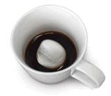 Tazza di caffè divertente di ceramica di vendita calda con lo squalo all'interno