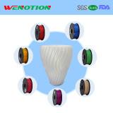 Filament du filament PLA/ABS/HIPS d'imprimante de la qualité 3D