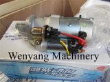 Assemblea del motore d'avviamento dei pezzi di ricambio del caricatore della rotella di Foton Lovol 956f