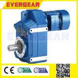 Reductor de velocidad del engranaje de la eficacia alta con el motor eléctrico