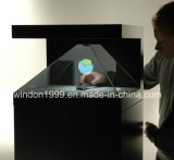 3D Holographic Display Showcase、Hologram Machine