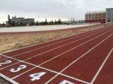 Вполне полейте след атлетики EPDM отделывая поверхность для профессиональной спортивной площадки