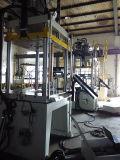 SGS Vier-Spalte hydraulische Ordnungs-Presse-Maschine mit Roboter