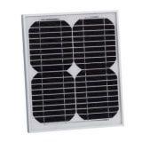 5 Watt-monokristalline Solarbaugruppe für SolarStromnetz-Energie
