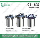 Temperatura di registrazione di serie di Xfs che cronometra lo sterilizzatore del vapore di pressione dell'acciaio inossidabile