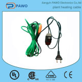 Cable térmico del suelo del cable térmico del cable térmico de la planta