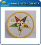 Stickerei Patches mit Masonic Design Logo