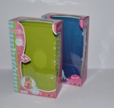 Lovely rose Packaging Box avec Window UV pour Kids Toys