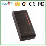 Lettore di schede impermeabile del lettore di schede di prossimità RFID 13.56MHz Wiegand 34 RFID per controllo di accesso