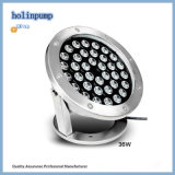 Indicatore luminoso di striscia impermeabile del LED Hl-Pl36