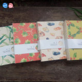 Custom 64k bolsillo Hardcover papel barato Piedra Notebook (XL-64 K-LZ-01)