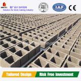Blok die Machine voor de Lopende band van het Cement vormen