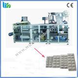 Machine à emballer de boursouflure de prix usine petite