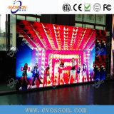 Schermo di visualizzazione impermeabile esterno popolare del LED di alta luminosità P10 (10*6m-4*3m-6*4m)