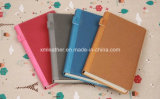 Трудная тетрадь дневника Writng кожи журнала крышки