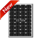 Residential Application를 위한 Monocrystalline Solar Panel 50W Small Size