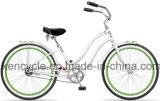 24inch浜の巡洋艦の自転車かBeach Cruiser Bicycle女性または女の子浜の巡洋艦の自転車