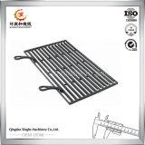 黒い絵画終わりを用いるねずみ鋳鉄の鋳造OEMのグリルの中国のねずみ鋳鉄の鋳造の鋳物場