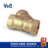 Тип фильтр вковки латунный y стрейнера (VG-C11061)