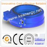 ISO9001/Ce/SGS choisissent l'entraînement de saut de papier d'axe pour le rail solaire