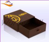 Kundenspezifischer Papierpappgeschenk-Luxuxkasten mit Schaumgummi-Einlage
