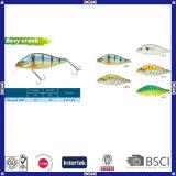 La qualité ouvre les appâts de pêche en V-Crank