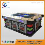 Máquina de juego de la pesca de juegos de arcada del cazador de los pescados de la huelga del tigre
