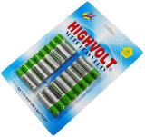 Batterie-Blasen-und Papierkarten-Verpacken