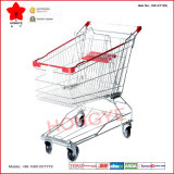 Style asiatico Supermarket e drogherie Shopping Trolley (OW-AY)